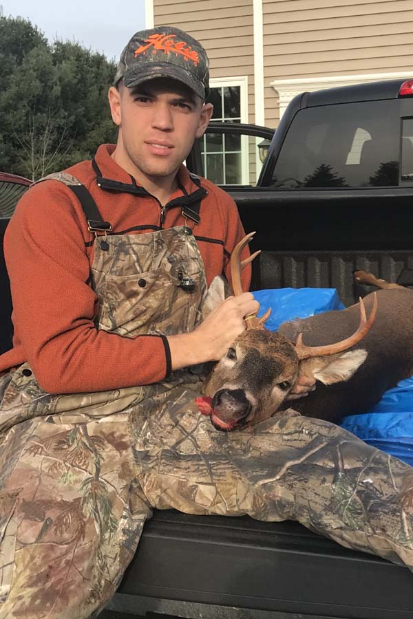 2018: Joseph Zarecki, Broadalbin, NY: 7-pointer taken Nov. 17 in Minerva, Essex County.