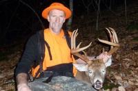 2012: Kevin Hoffman, Granite Springs, NY. 12-pointer taken Nov. 16, 2012 in Herkimer County.