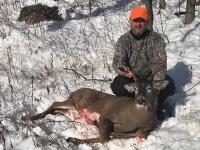 2018: Bill Kosnick, Valatie, NY. 8-pointer taken Nov. 12 in Indian Lake, Hamilton County.