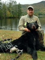 2018: Jonn Zies, Adirondack archery black bear