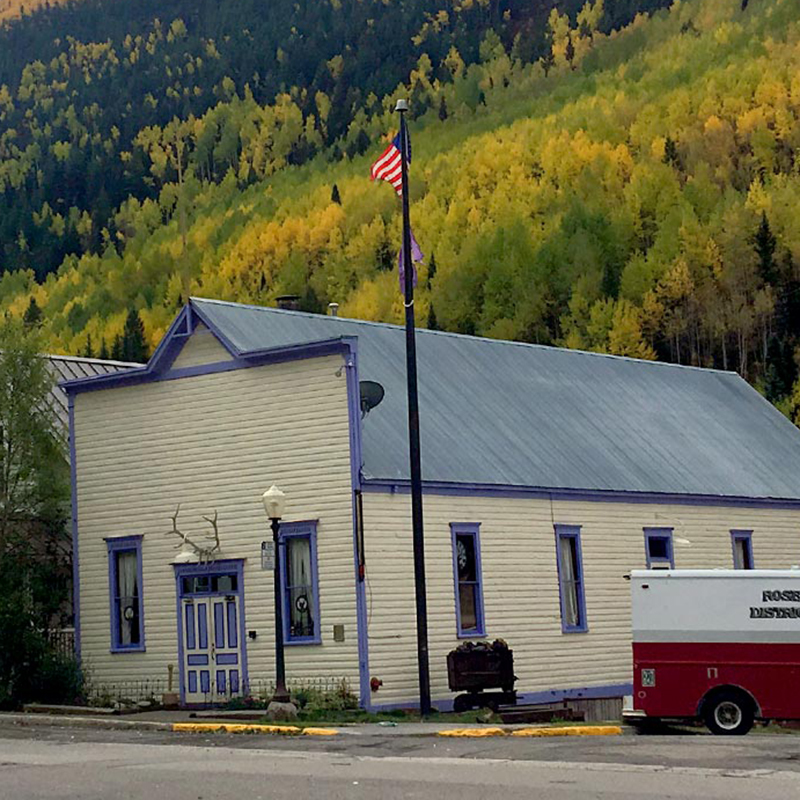 Telluride Elks Lodge #692