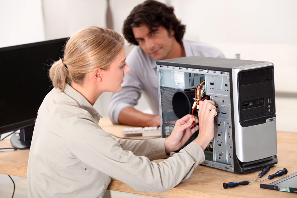 Computer Repair and Support