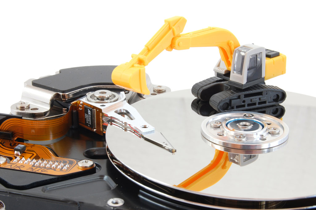 Data Destruction/Recycle