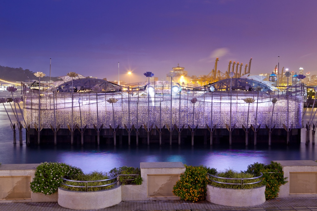 Universal Studios Singapore Resorts World Santosa Crane Dance (16).jpg