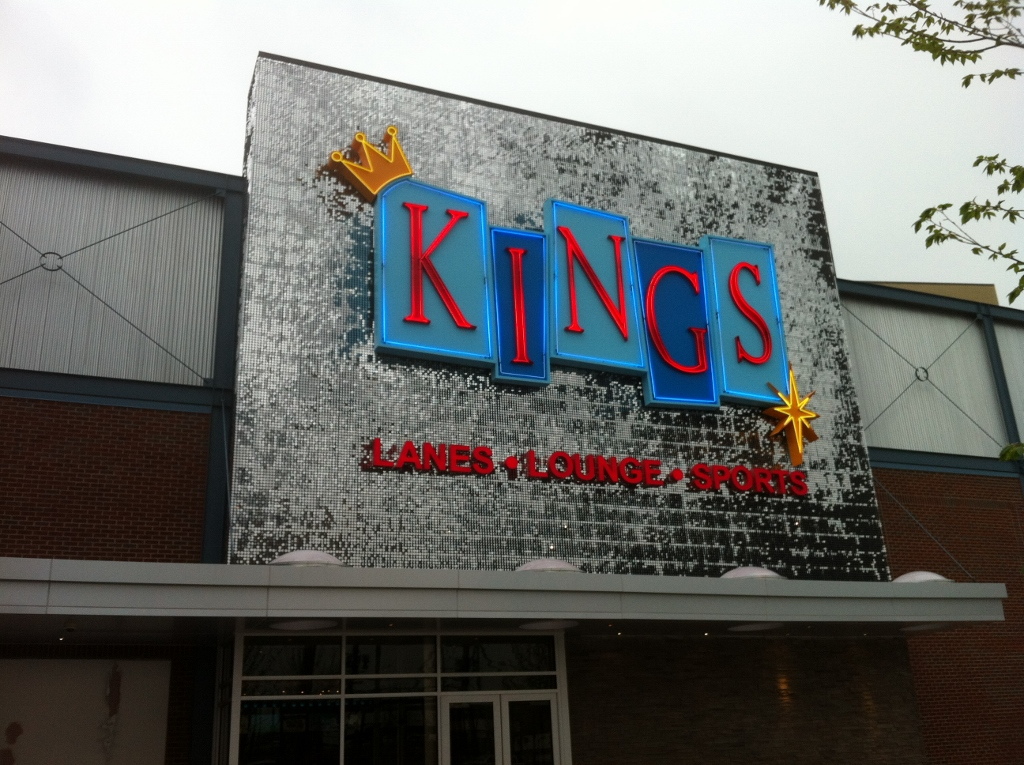 Kings Bowling Rosemont, IL SolaRay sign (3).jpg