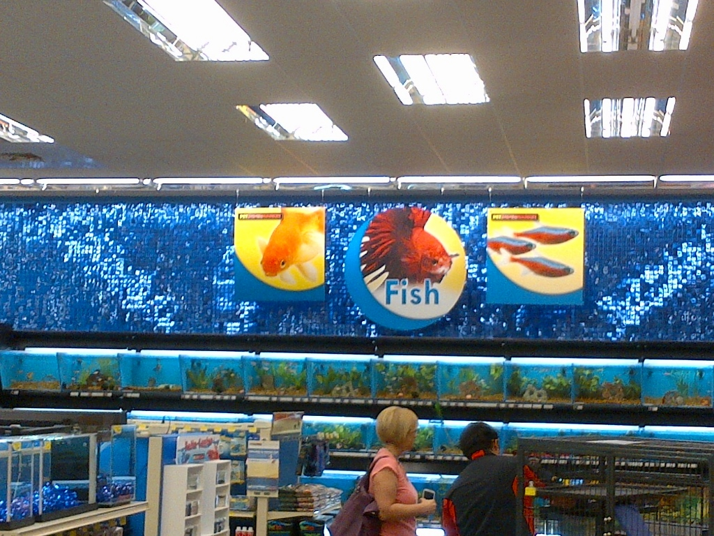 Pet Supermarket Coconut Creek SolaRay Sequin Wall 1 (1024x768).jpg