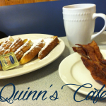 Quinns Cafe Breakfast