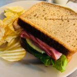 Simple Ham Sandwich