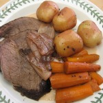 John's Delectable Pot-Roast and Vegetables