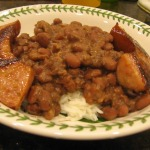 John's Red Beans, Rice, and Sausage