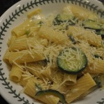 Traditional Zucchini Pasta