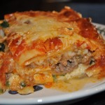 One for you and one for me…Giada's Classic Italian Lasagna