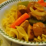 Coconut-Lemongrass-Braised Pork ~ French Fridays with Dorie