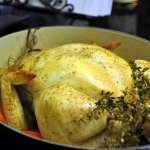 M. Jacques' Armagnac Chicken ~ aka Magical Chicken ~ French Fridays with Dorie
