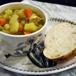 Curried Lentil Soup ~ from Lemons and Anchovies
