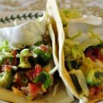 Fresh Halibut Fish Tacos