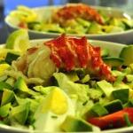 Lobster Louis Salad