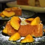 Lady Praline Chiffon Cake ~ Baked Sunday Mornings