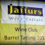 2013 Members-only Barrel Tasting ~ Jaffurs Wine Cellars