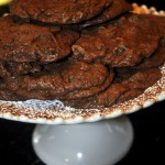 Cream Cheese Chocolate Snacking Cookies ~ Baked Sunday Mornings