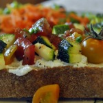 French Fridays with Dorie: Dieter's Tartine