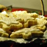 Limoneira:  Barbara Bakes Lemon Shortbread Cookies