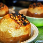 French Fridays with Dorie: Baked Apples Filled with Fruit and Nuts