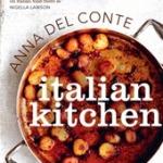 Cookbook Review:  Italian Kitchen by Anna Del Conte
