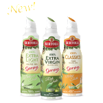 Product Review: Bertolli Olive Oil Cooking Sprays & a Giveaway!