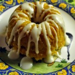 Baked Sunday Mornings: Vanilla Bean Malt Cake