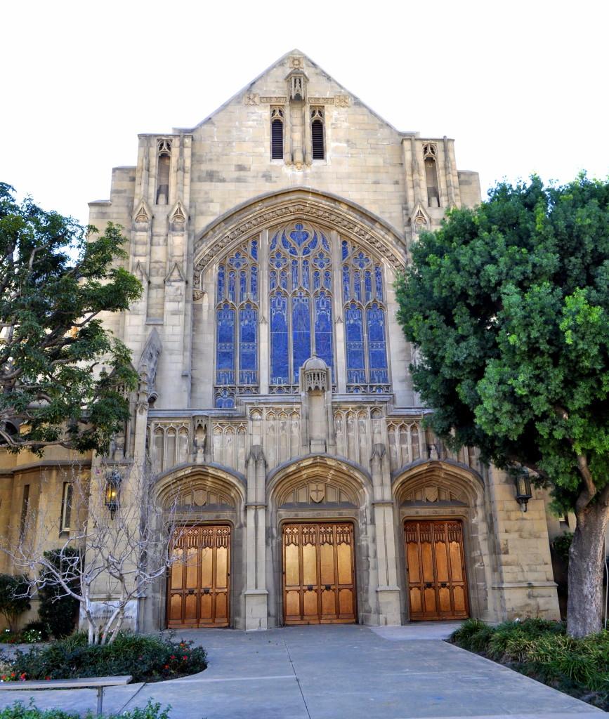First United Methodist Church, Pasadena, California