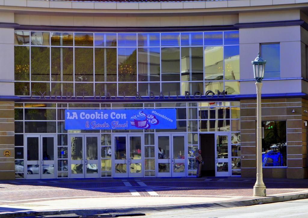 LA Cookie Con at the Pasadena Convention Center