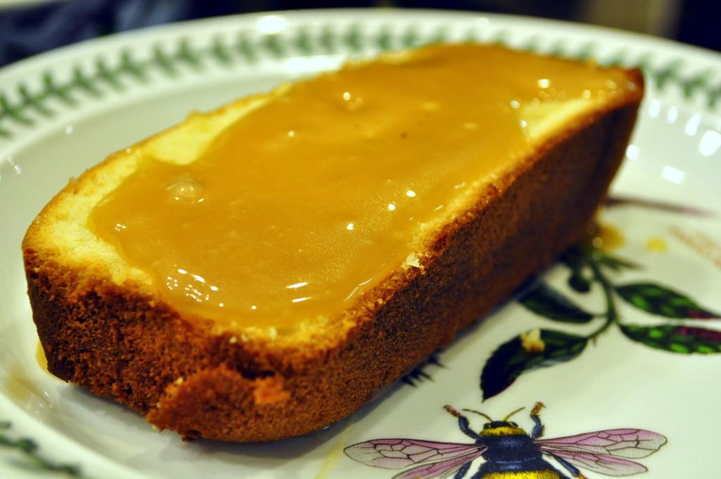 Oh, that Salty Caramel Glaze!