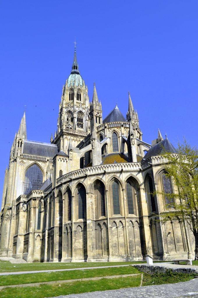 Cathédrale Notre-Dame de Bayeux, France