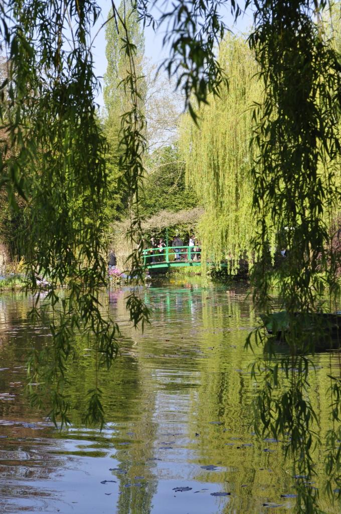 Monet's famed water garden