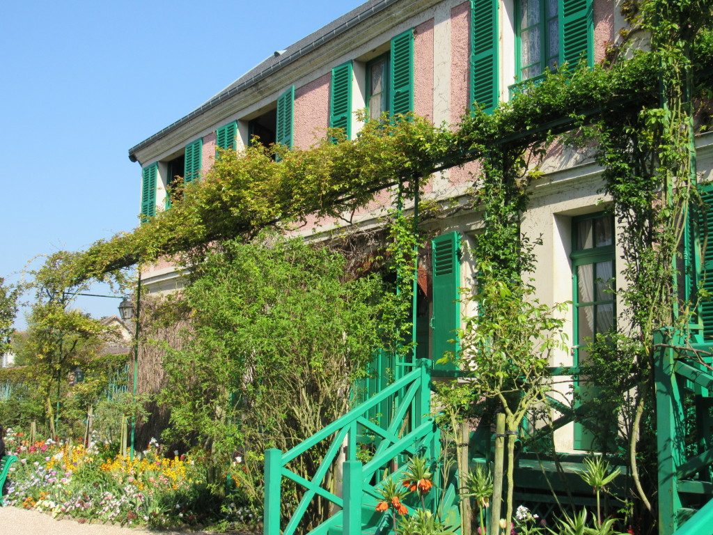 Monet's home in Giverny, France