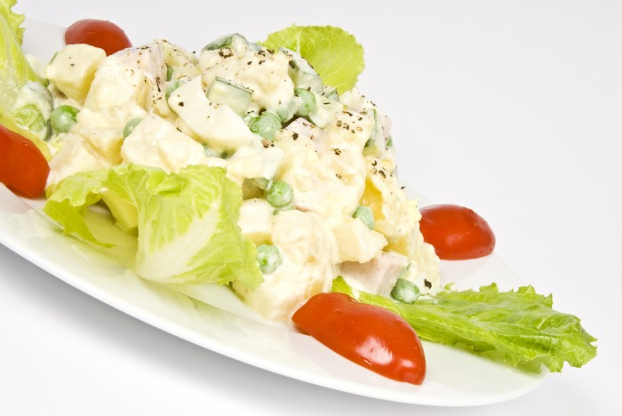 Potato salad pic