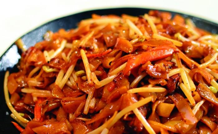 Photoshopped Malaysian Noodles