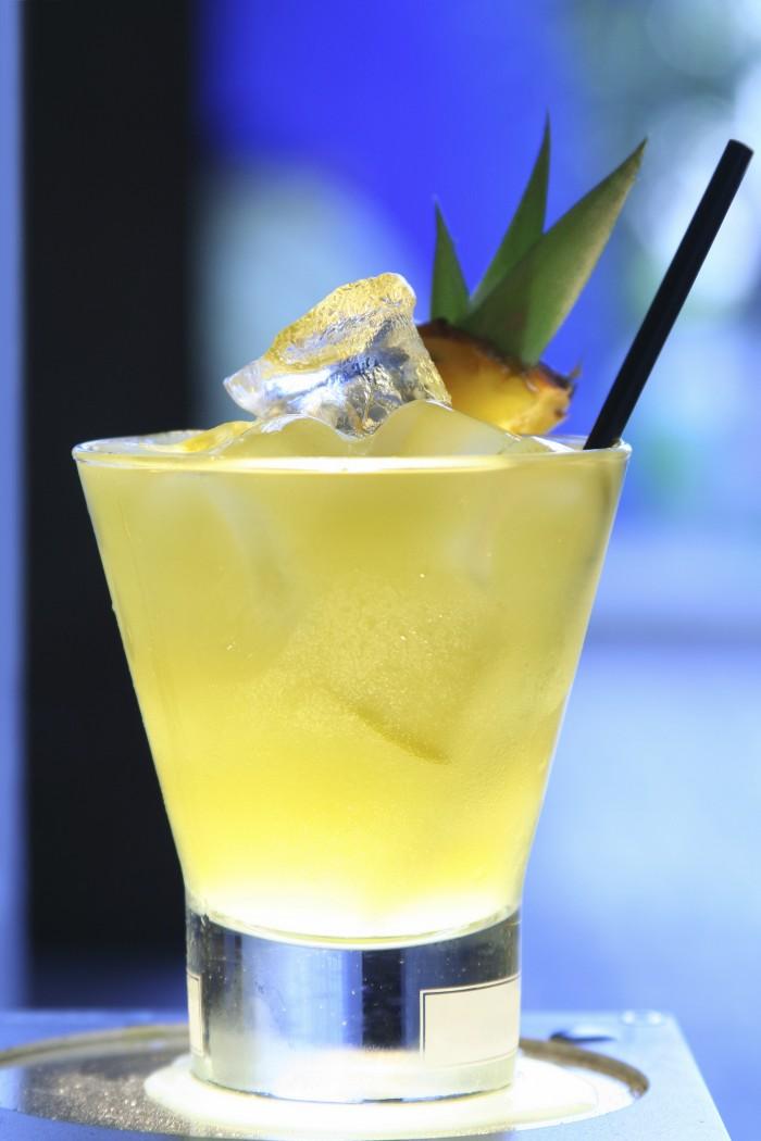 Pineapple margarita picture
