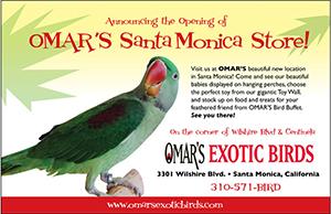 Omar's Exptic Pets Santa Monica