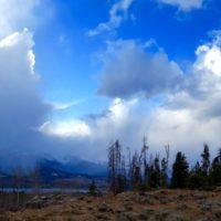 Sun Through Clouds (1)