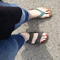 Grenelda-Two-Different-Sandals