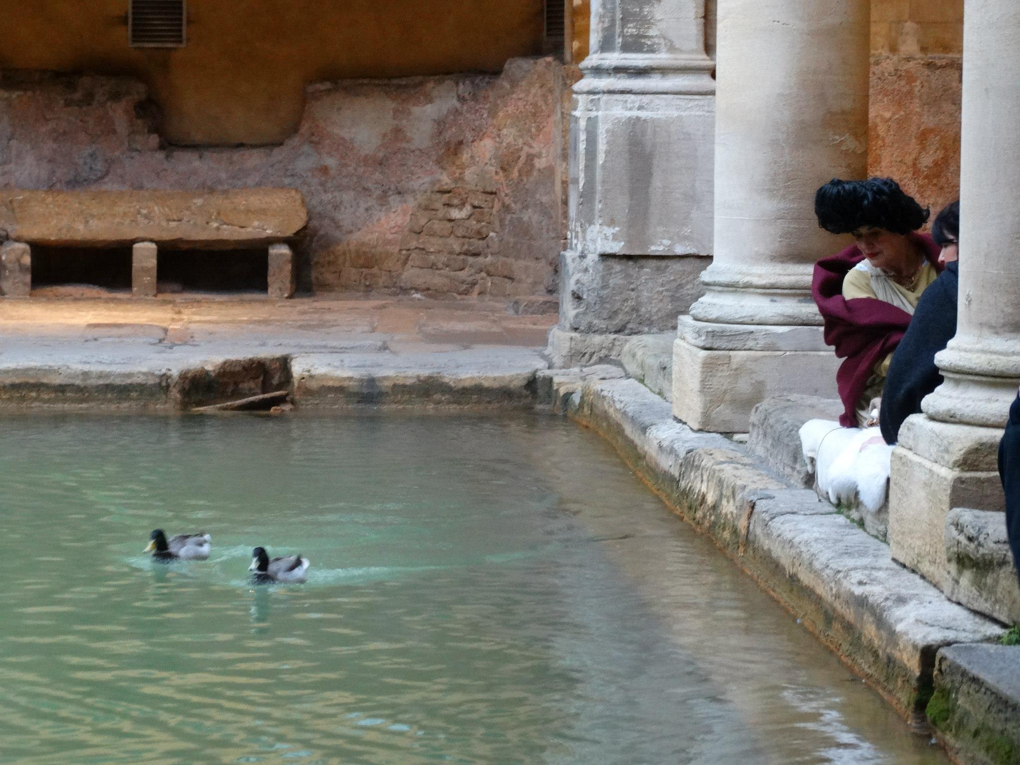 Roman Baths Museum - Bath