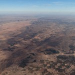 Northern Africa from the air