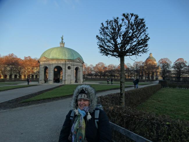 Hofgarten, Munich