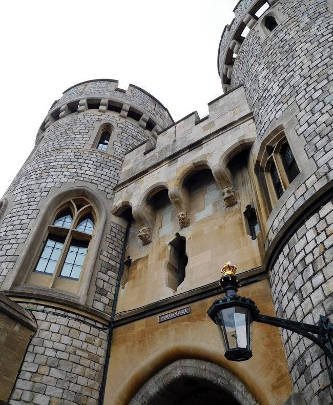 Norman Gate, Windsor Castle