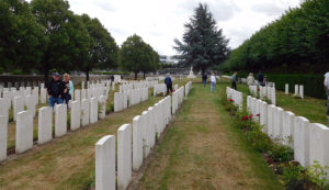 Ypres Town Extension Cemetery