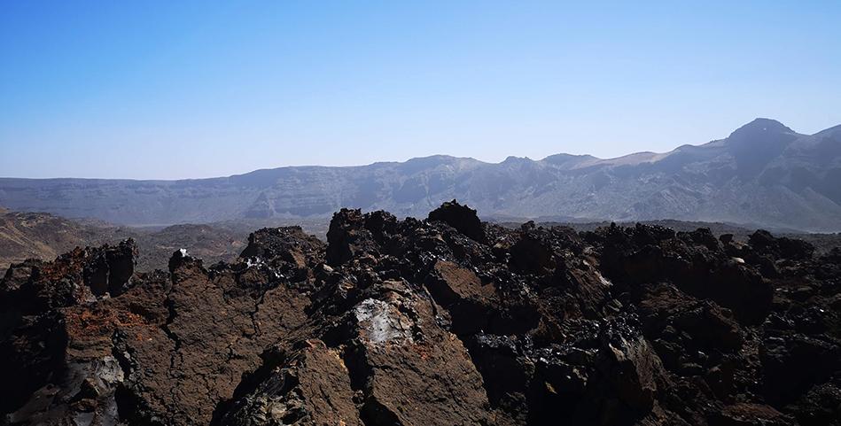 El Tiede National Park