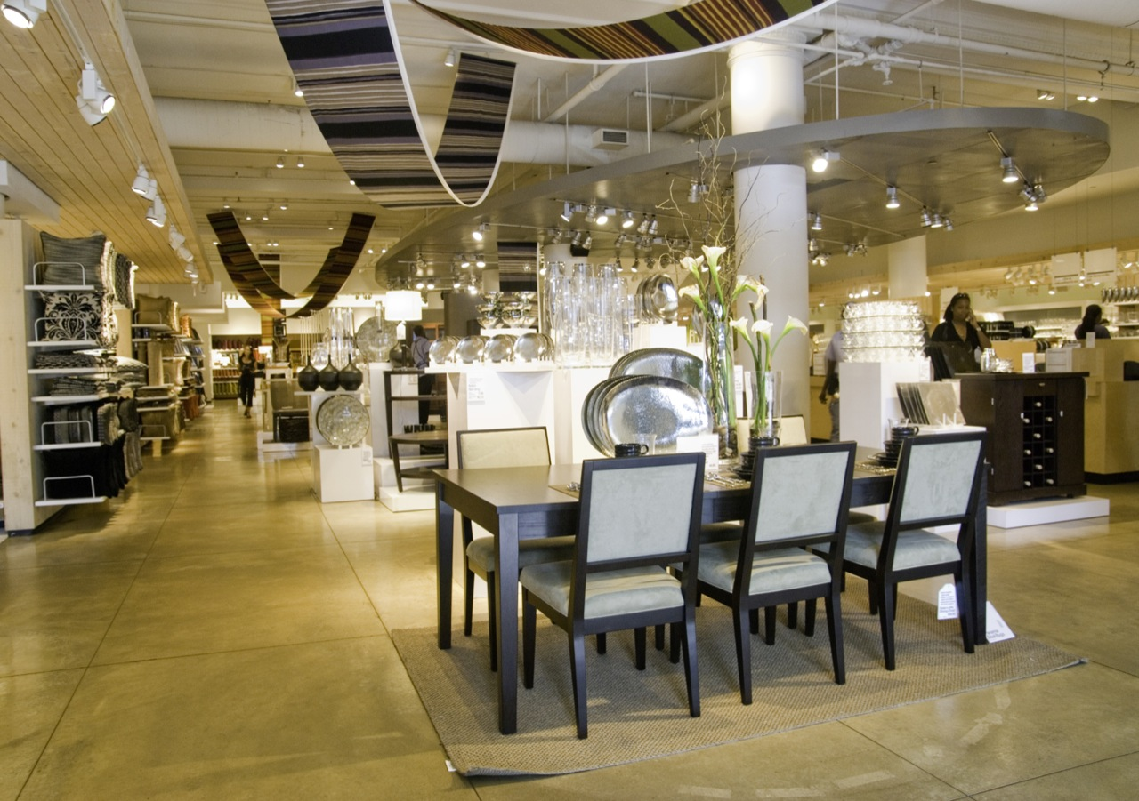 Crate & Barrel NYC