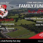 KRFC Family Fun Day - Saturday 9th September 12-3pm